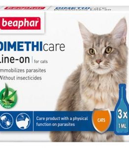 BEAPHAR DIMETHICARE LINE-ON CAT