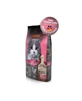 leonardo adult light dry cat food for overweight and sterilised cats
