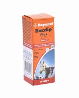 Bayopet Bacdip Plus Dip concentrate 50ml