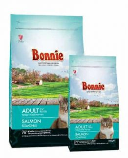 Bonnie Salmon Cat food