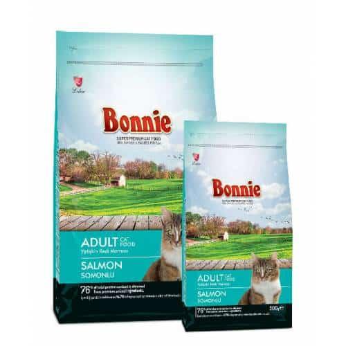 Bonnie Salmon Cat food