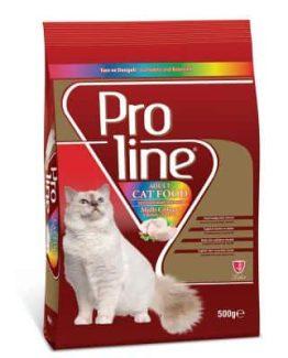 PROLINE ADULT CAT FOOD MULTI COLOUR CHICKEN