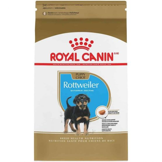 Royal Canin Rottweiler Puppy Dry Dog Food