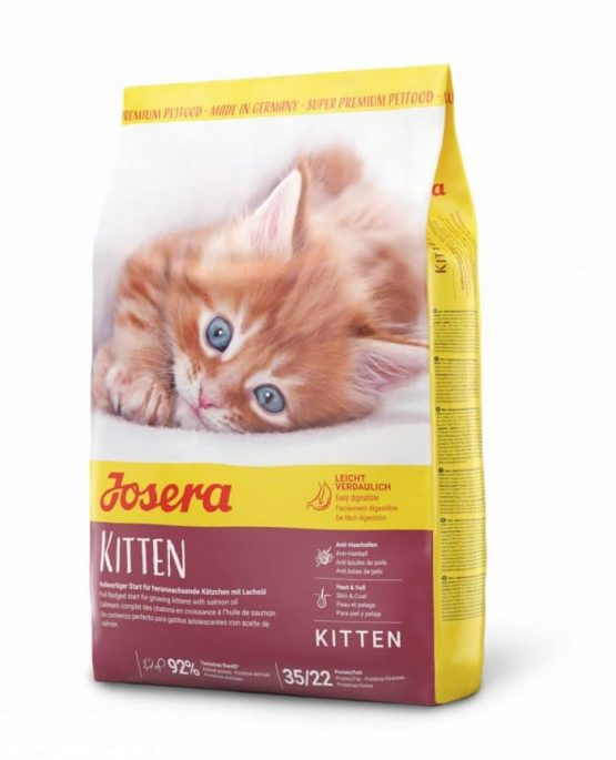 Josera minette kitten and mother dry food