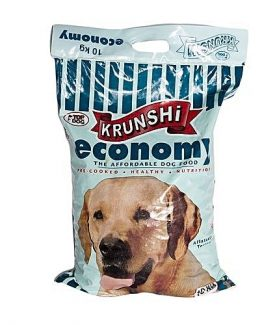 Krunshi Economy Dog Food