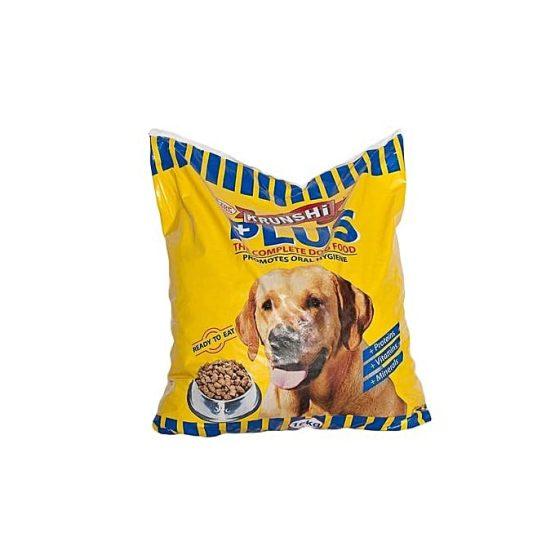 Krunshi Plus dog food