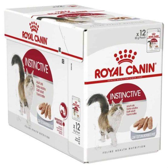 Royal Canin Instinctive (in Loaf) Wet Cat Food