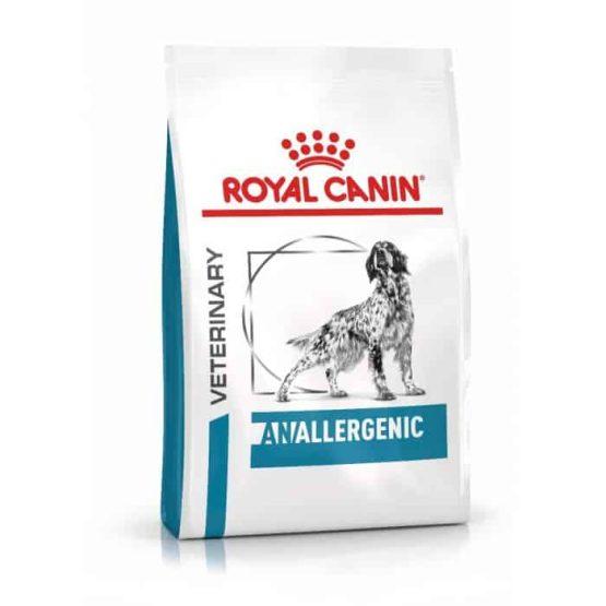 Royal canin vet diet anallergenic dry dog food