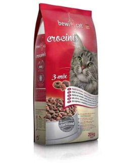 bewi cat crocinis 3 mix 20kg