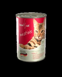bewi cat meatinis venison cat food