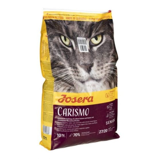josera-carismo senior cat food