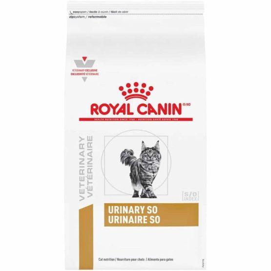royal canin urinary so vet diet cat food