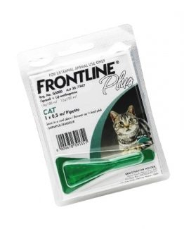 frontline Plus single dose for cats