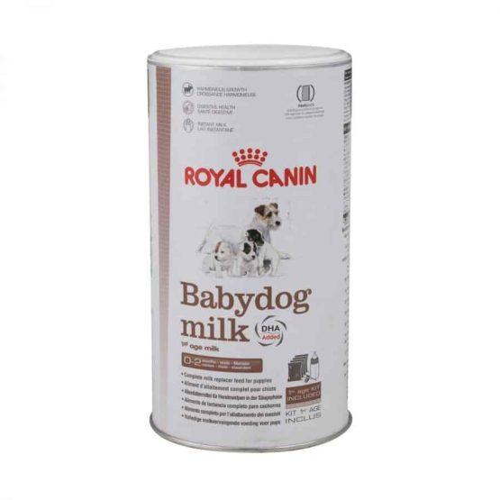 royal canin baby dog milk